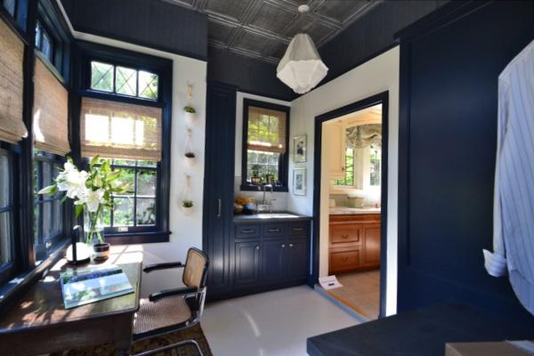 2017 Pasadena Showcase House - Dana Triano Designs via Cozy • Stylish • Chic