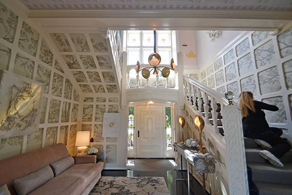 2017 Pasadena Showcase House of Design - L'Esperance Design - Shari Tipich via Cozy • Stylish • Chic