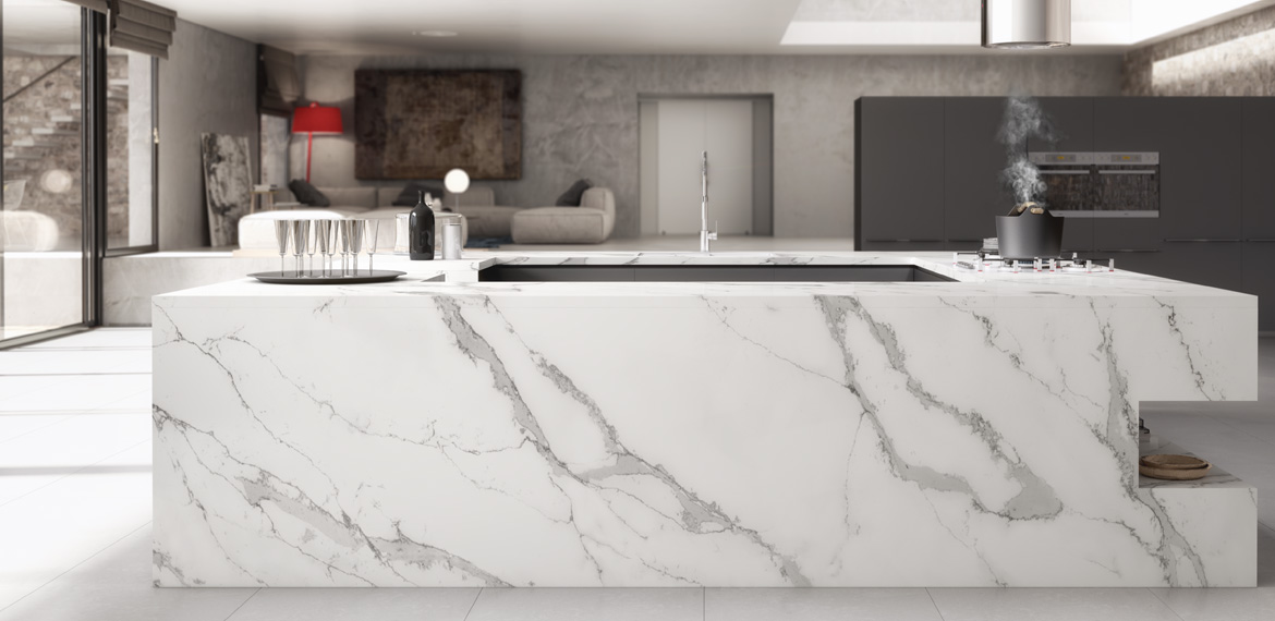 The Best Alternatives to Calacatta Marble