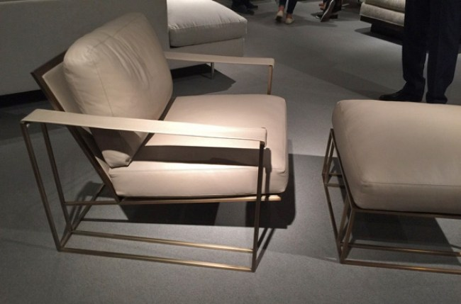"""""""Sling""""- High-quality Mid-century modern upholstery by Milo Baughman"""