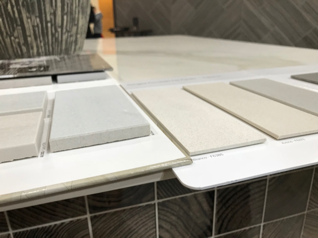 2018 tile trends - gauged porcelain panels
