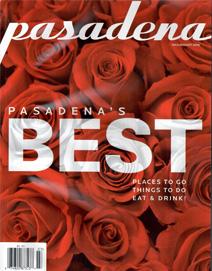 Best of Pasadena Magazine - Cozy Stylish Chic