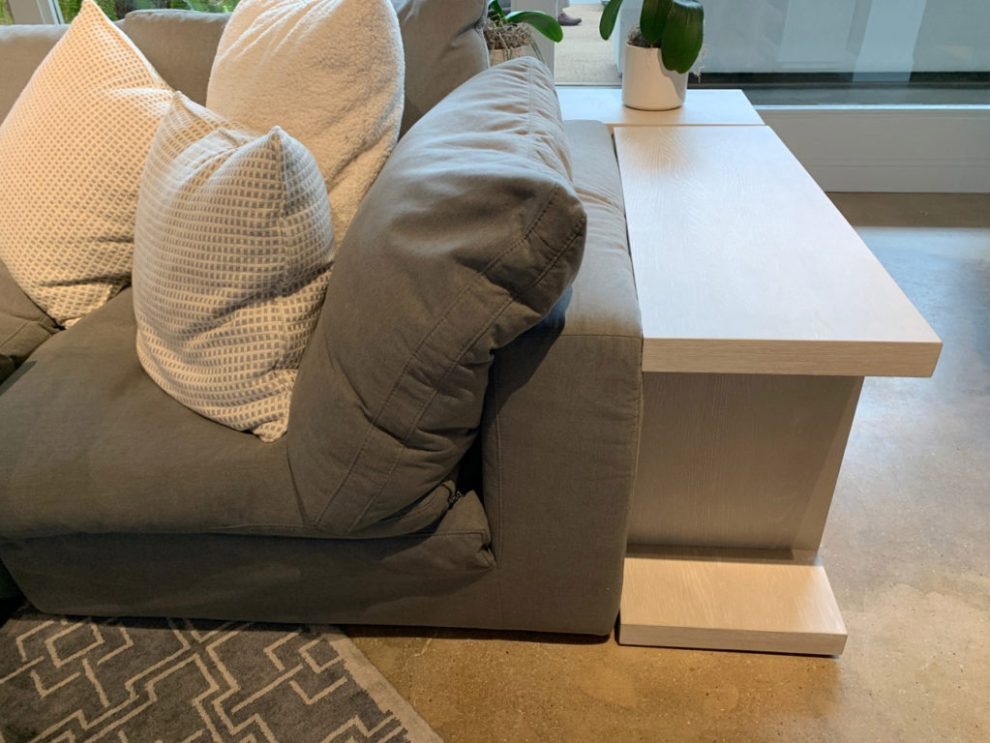 Universal collection sofa 2019 spring 2019 design trends - RH Cloud alternative at Highpoint Market