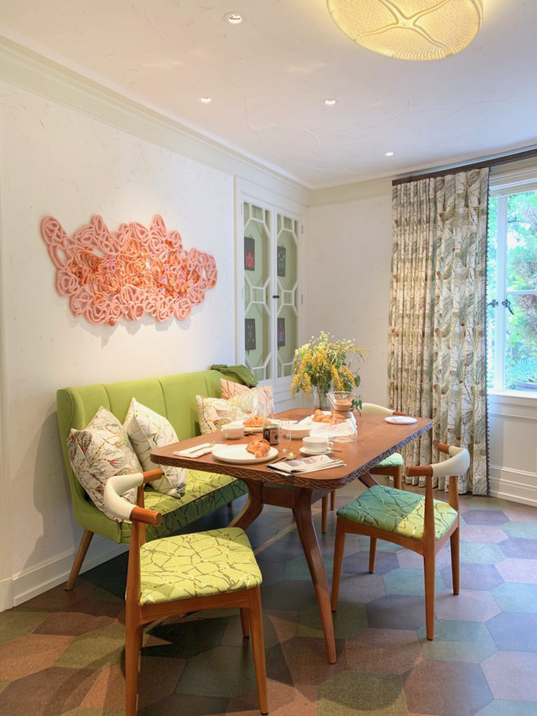 2019 Pasadena Showcase House - Morning Room