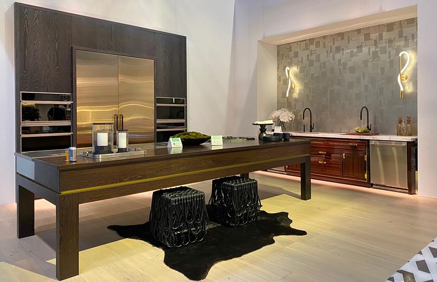 Monogram Minimalist Collection -kitchen and bath trends 2020- KBIS 2020