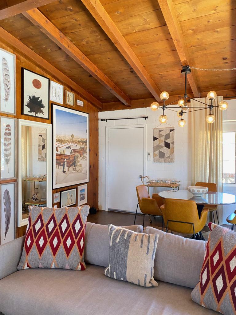 California boho chic bungalow -The Lautner Compound - Desert Hot Springs, CA #modernismweek #palmsprings #eventvenue