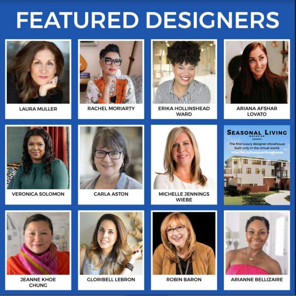 Seasonal Living Magazine Designer Showhouse Designers