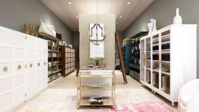 Universal Furniture Ensemble armoire