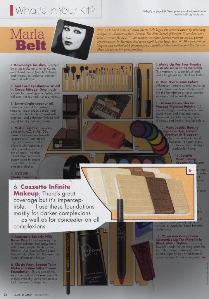 Cozzette Press