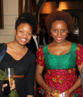 chibundu and chimamanda