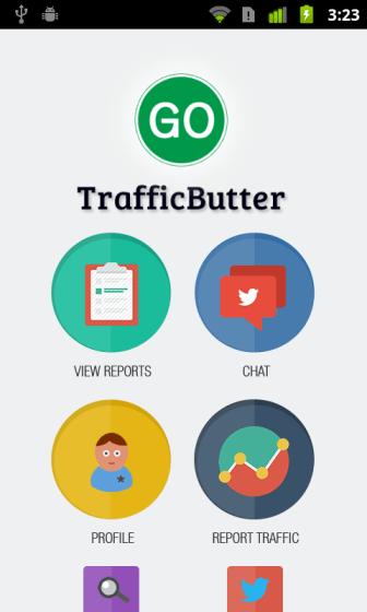 traffic butter
