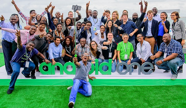 AndroidOne Africa A3