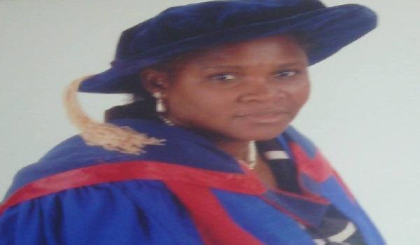 Professor (Mrs) Olubola Babalola