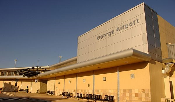 George Airport, South Africa, the First Solar-Powered Airport