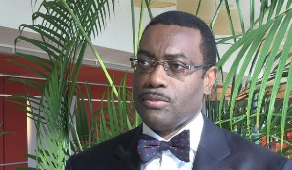 AfDB President, Mr Akinwunmi Adesina