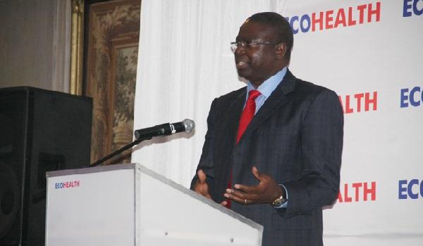 Econet Wireless CEO Douglas Mboweni Image Credit: NewsDay Zimbabwe