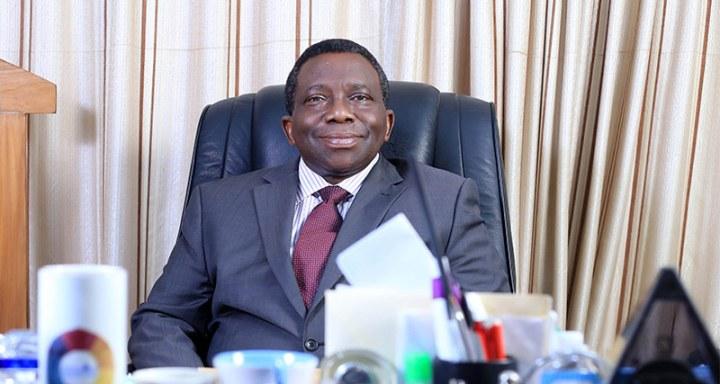 Professor Issac Adewole, Nigeria's Health Minister. Image Credit: Nigeria Health Watch