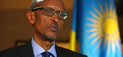 President Paul Kagame, Rwandan President.