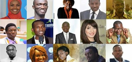 2016 Africa Youth Awards Winners