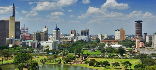 romantic places in Africa - Nairobi