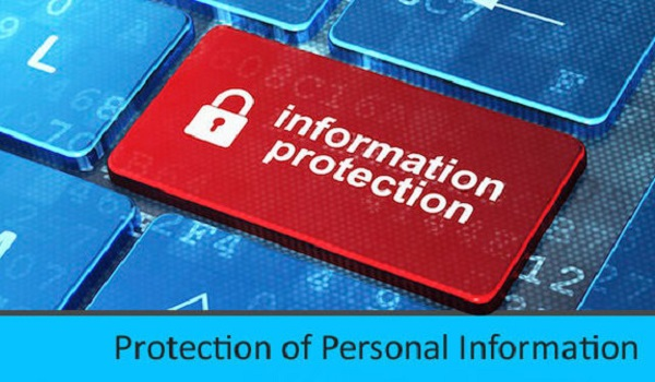 South africa privacy laws on personal data to be upgraded cpafrica govender noted that in addition to the take down requests companies will also no longer be allowed to keep excess information and can only keep copies reheart Choice Image