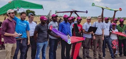 Malawi drone testing corridor