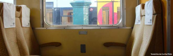 MiraDouro, um charme de comboio