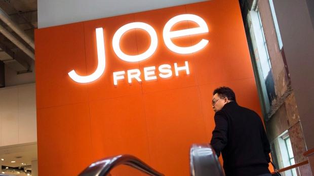 Joe Fresh Locations Toronto