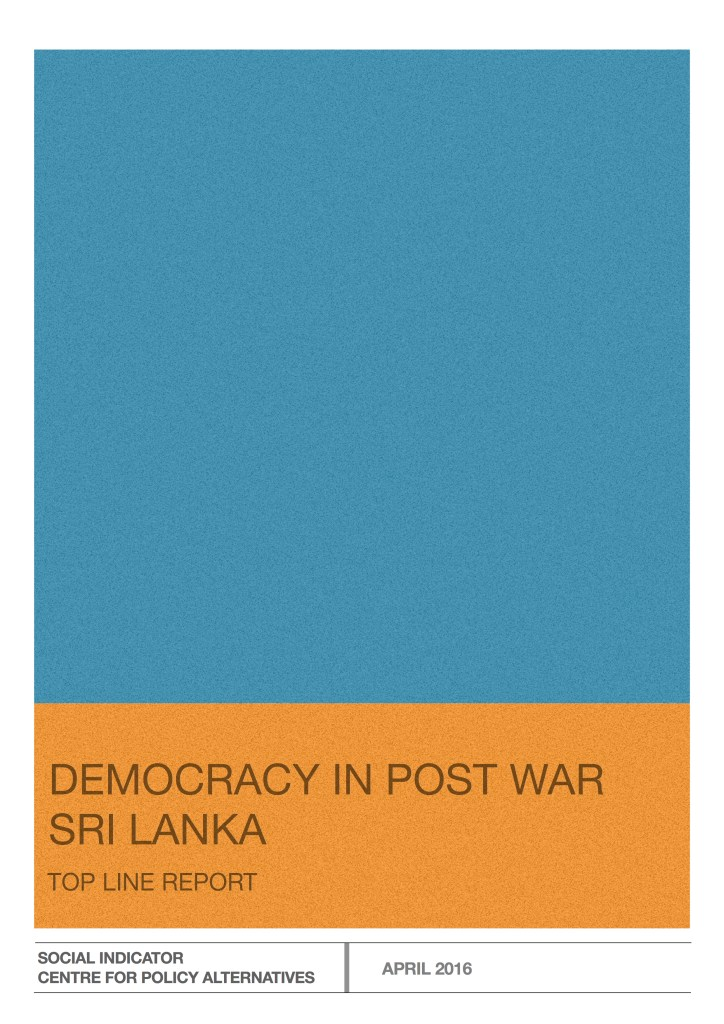 Democracy survey April 2016_Final report