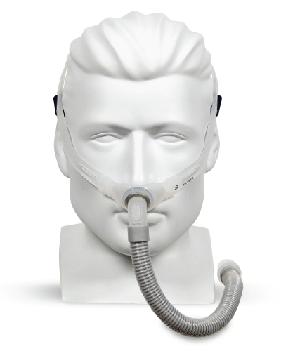 swift fx nasal pillow cpap mask with