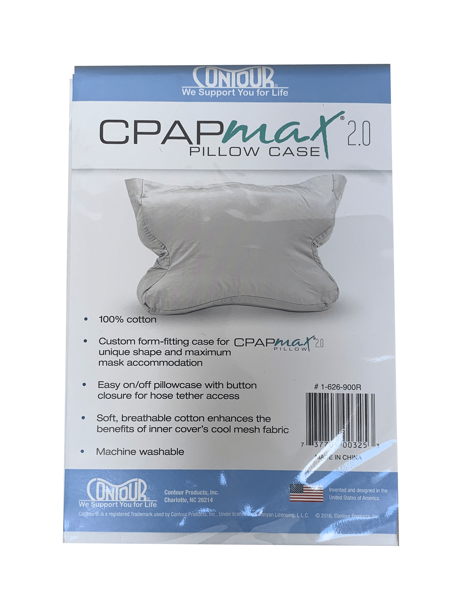 cpapmax cpapmax 2 0 pillow case