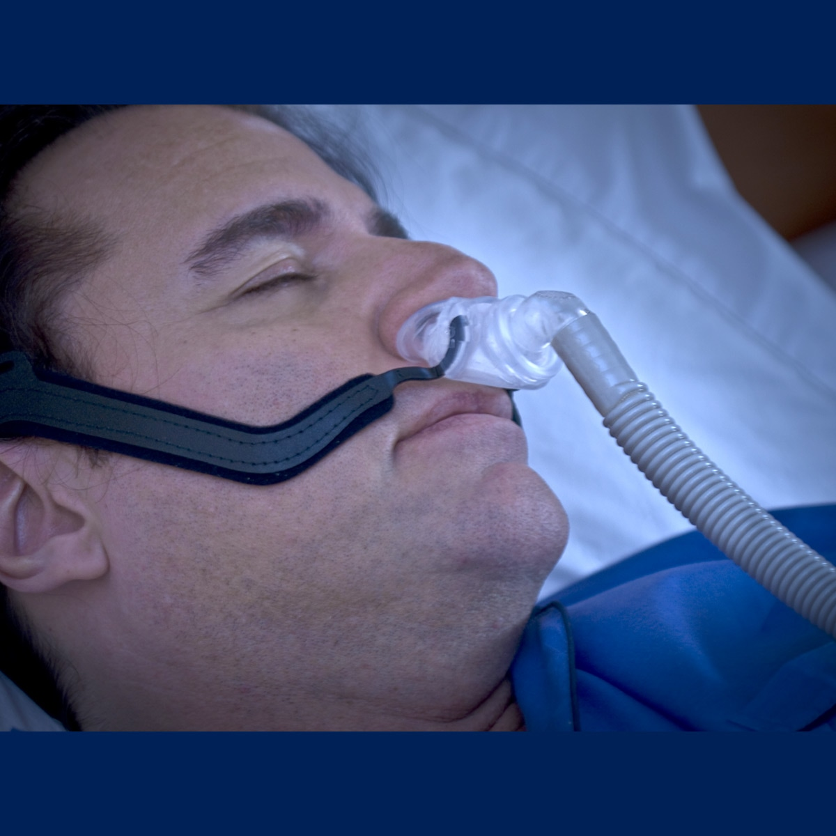aloha nasal pillow cpap bipap mask fitpack with headgear