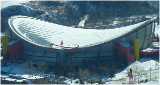 Saddledome JANUARY 2013 Project Of The Month
