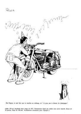 Vieux Motard que Jamais - page 77