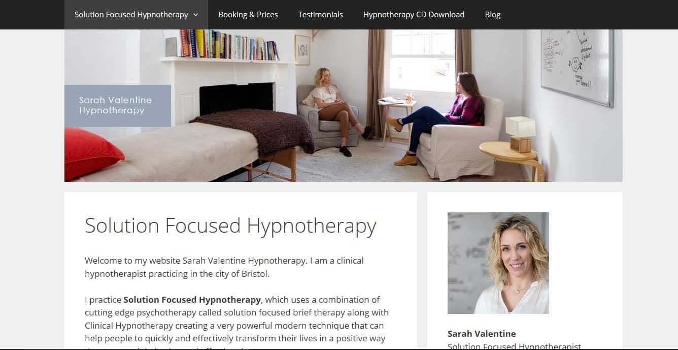 arah Valentine Hypnotherapy