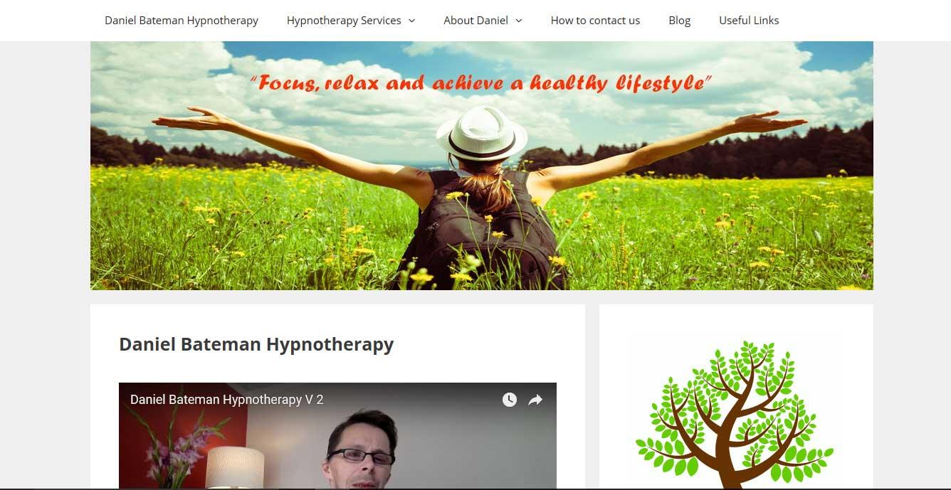 Daniel Bateman Hypnotherapy