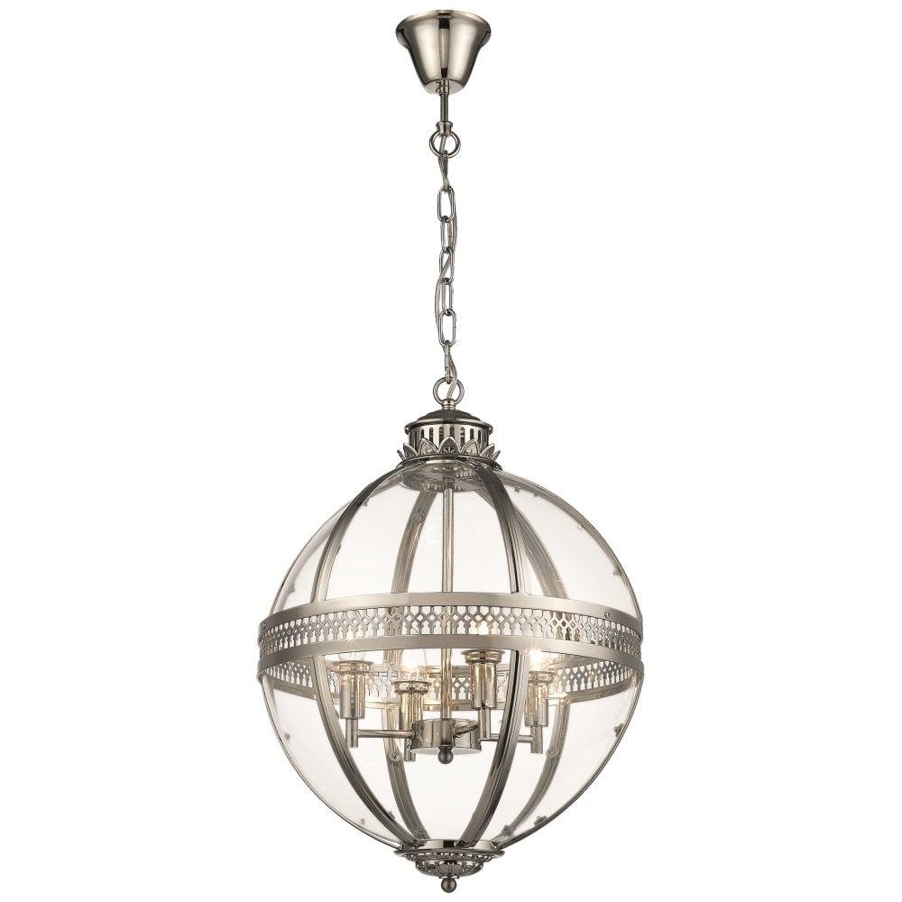 Supreme Deco Waldorf 4 Light Globe Pendant Interior Lighting From Cp Lighting Interiors Uk