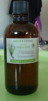 15 gttes d'huile essentielle de palmarosa