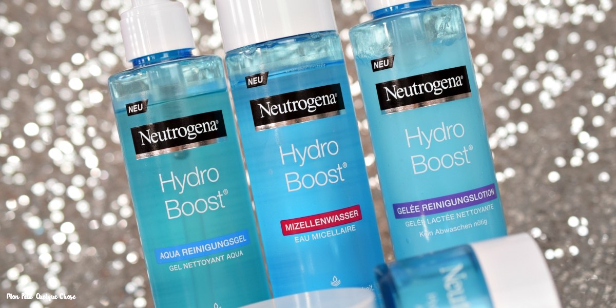 Hydro Boost de Neutrogena, hydrate ta peau!