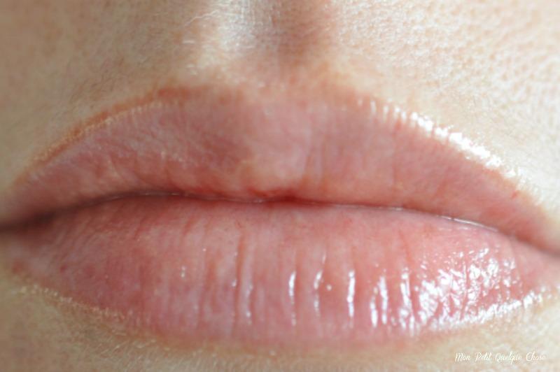 Huile Confort Lèvres Clarins, Mon Petit Quelque Chose