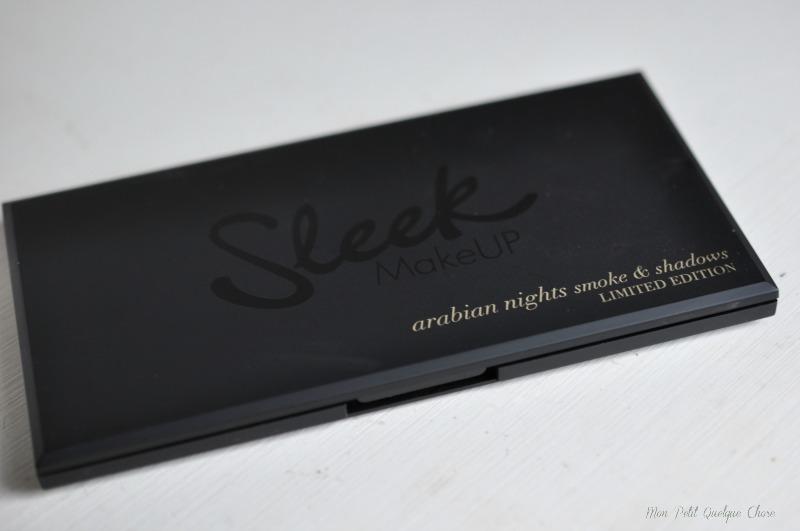 Sleek, Arabian Nights, Mon Petit Quelque Chose