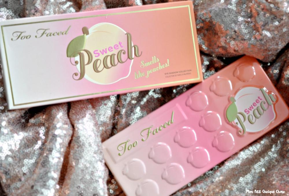 Sweet Peach en Trois Versions! - Mon Petit Quelque Chose