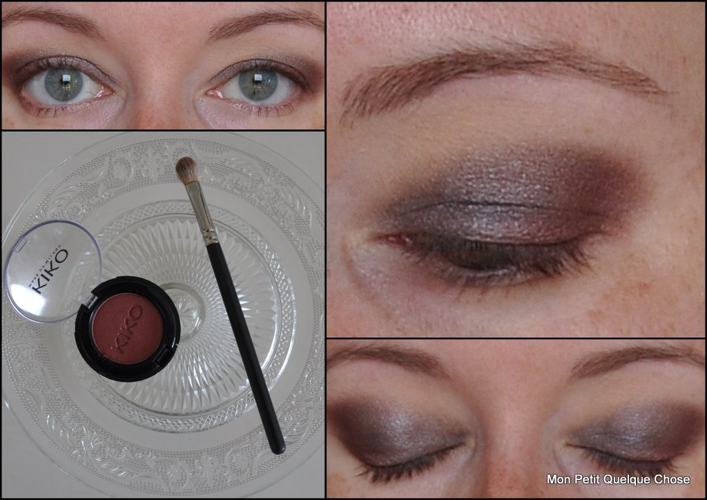 Kiko eyeshadow 137 M.A.C 217