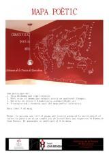 Mapa poètic a Sant Martí