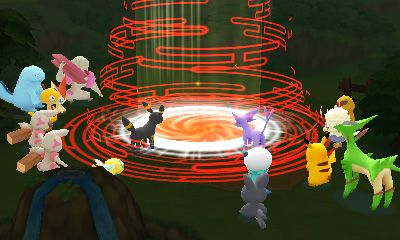 Mystery Dungeon 3DS S13