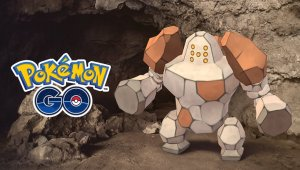 Ya disponible Regirock en las incursiones de Pokémon GO
