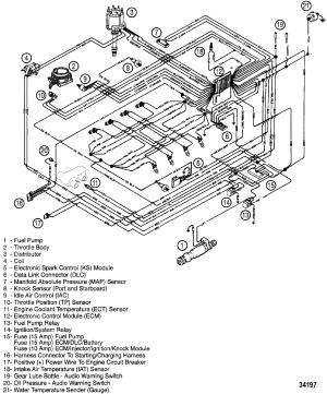 CP Performance  Wiring Harness (EFI)
