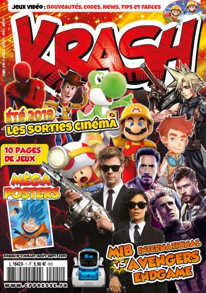 Krash Magazine