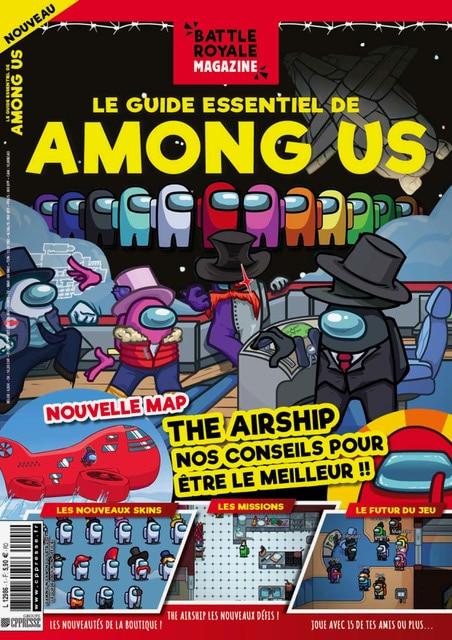 Among Us Magazine