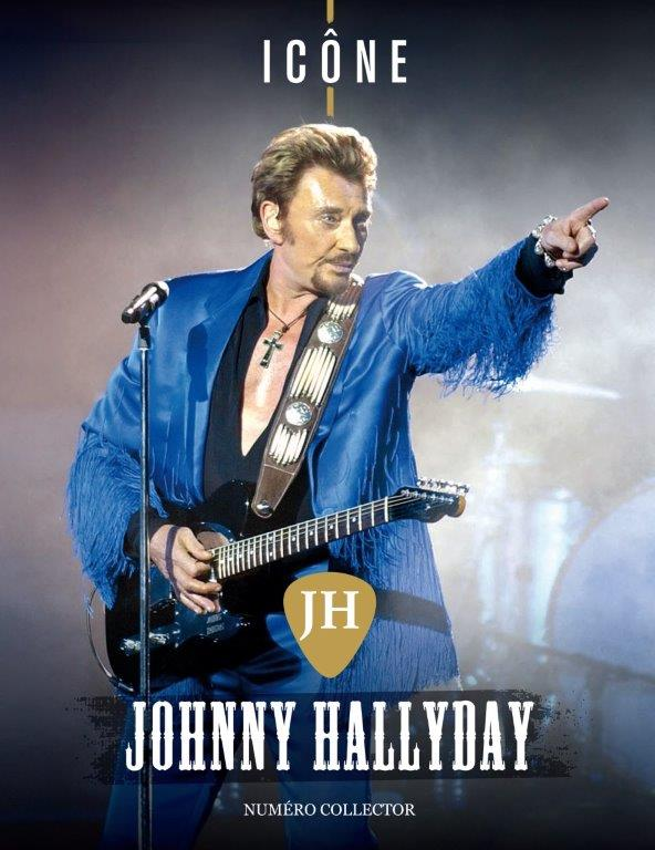 Icône – Johnny Hallyday